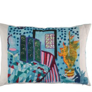 SCREENED - CUSHION BY ROSE ELECTRA HARRIS
